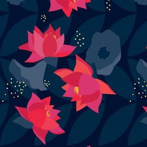 Midnight Flowers 01