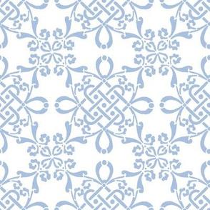 Zara in blueberry