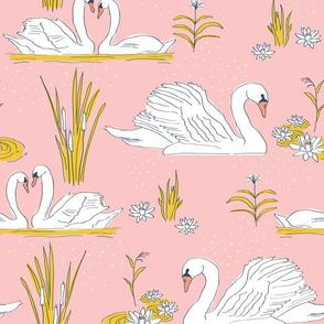 Palm Springs Swans