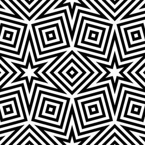 0644920 : R6 V2 stars + squares : tribal