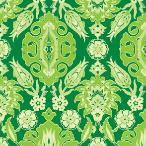 Tulip-Nar Darkgreen-Green