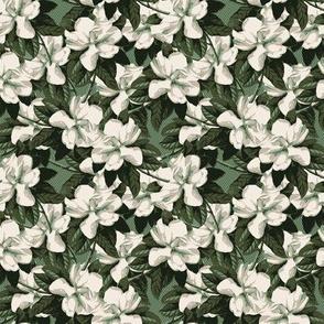 green magnolia small size