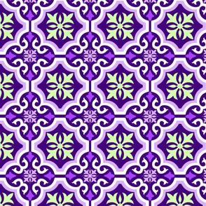 Purple Summer Flower