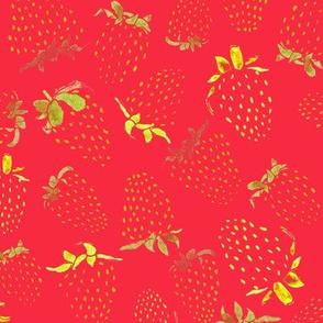 Fun Summer Strawberries