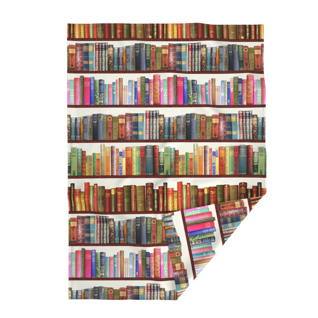 Lakenvelder Throw Blanket featuring Antique books /Jane Austen & English Authors by magentarosedesigns
