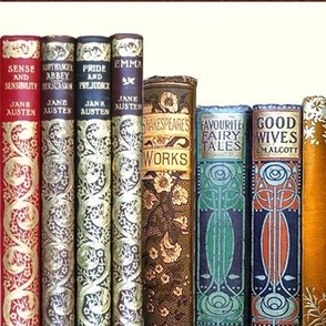 Antique books /Jane Austen & English Authors