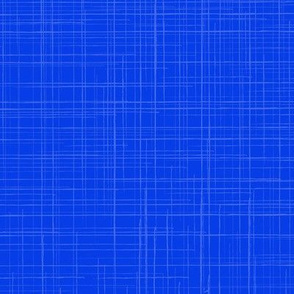 17-13 Royal Blue Linen Solid Texture Home Decor _Miss Chiff Designs