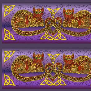 celt cats 16 red purple