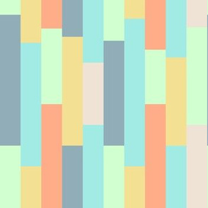 Stripe colorful pattern2
