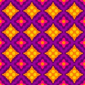tribal diamonds - India bright