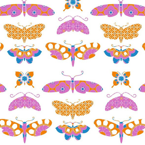 Patterned Papillons