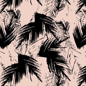Pink Palms // bliss design studio