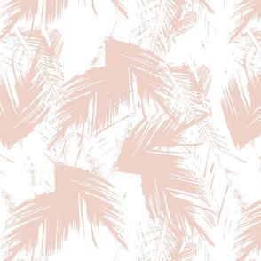 Light Pink Palms // bliss design studio