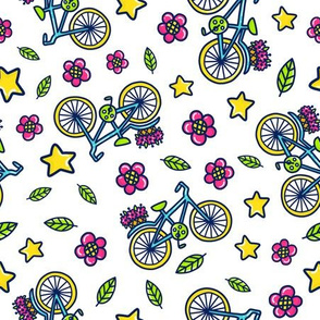 Bicycle Doodle