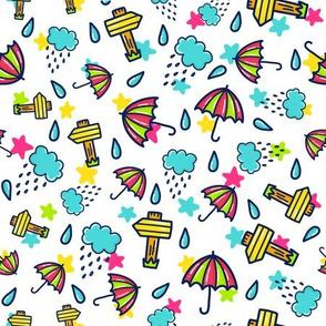 Rainy Day Doodle