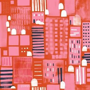 City Life M+M Ruby by Friztin