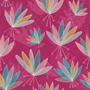Lilly_flower_wallpaper_Bright