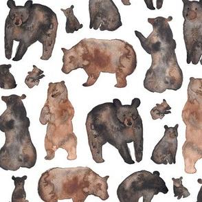 Woodland Bears