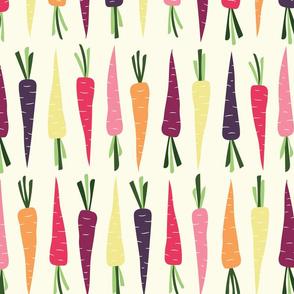 Spring Carrots