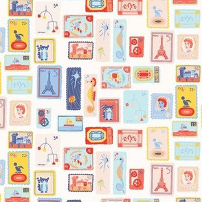 Stamps - Classic