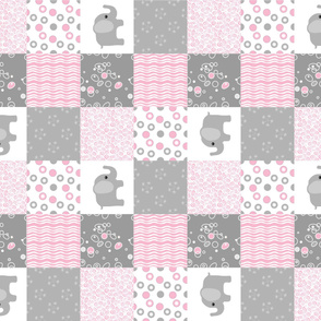 pink elephants sideways