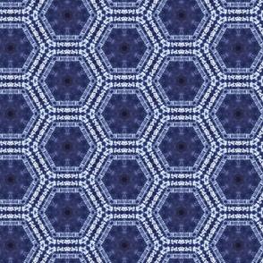 Alunna blue indigo