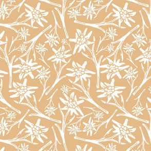 Edelweiss Lace beige big scale