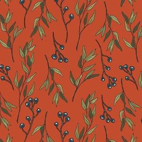 Branches & Berries - Chili