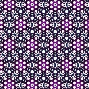 Purple Star Flower Power