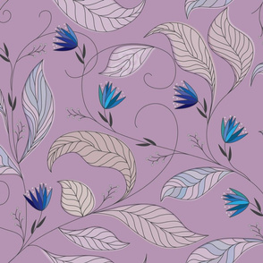 flash lilac forest
