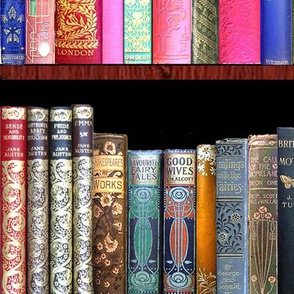 Antique books/ Jane Austen & more