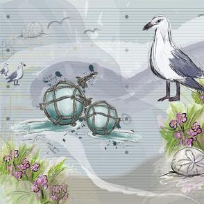Botanical Sea Sketchbook