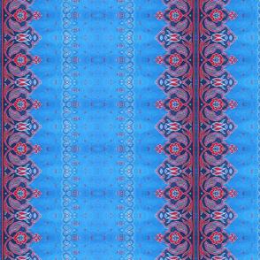 Mosque fine stripes-ch