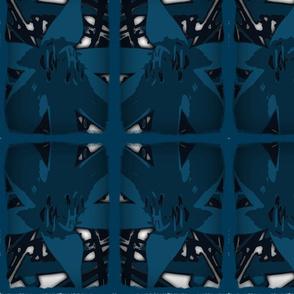 Indigo blue Lily