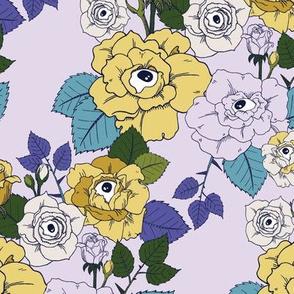 FlowerEyes Pink