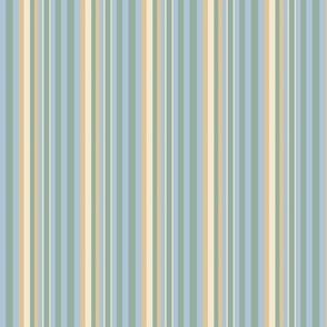 Fruits of The Spirit -blue collection stripes