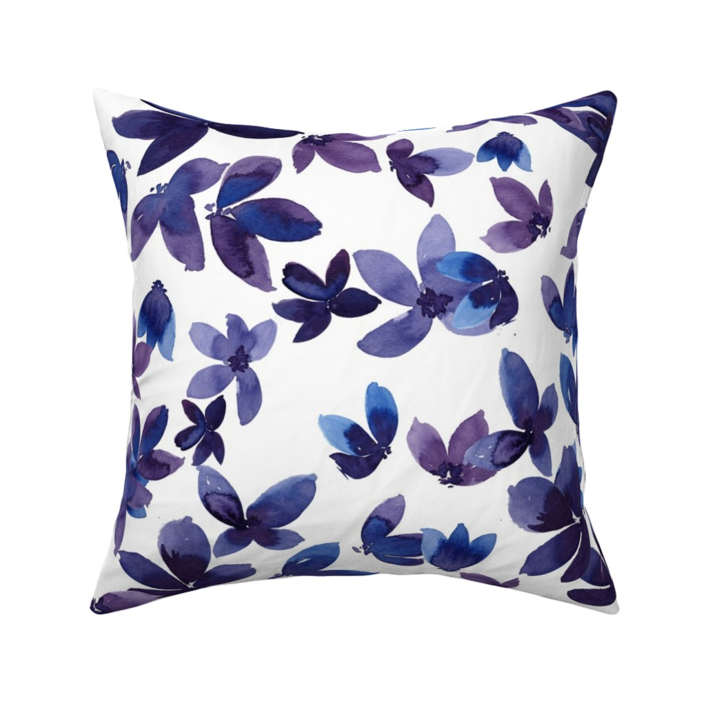 Catalan Throw Pillow featuring born to butterfly by rosemaryanndesigns