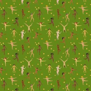 Dancing Nudes