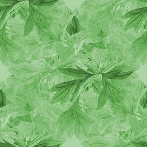 Bleeding_heart_bunch_leaves_seamless_tile_colorized_green_lt