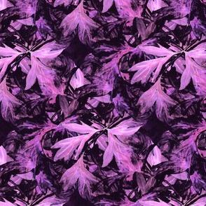 Bleeding_heart_purple_bunch_leaves_seamless_double_darkover