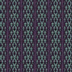 Card-woven1 EGGPLANT-DUCK-crop3