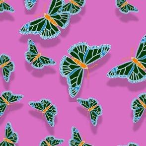 Butterfly Motif 1