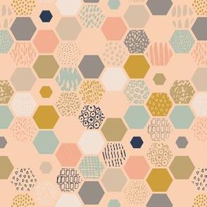 Honeycomb dance