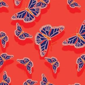 Butterfly Motif 5