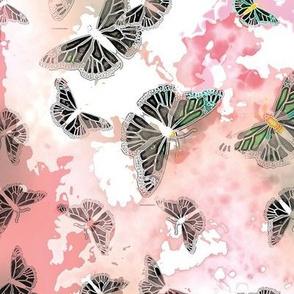 Butterfly Motif 11