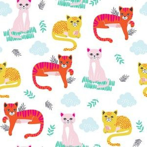 GRUMPY CATS together