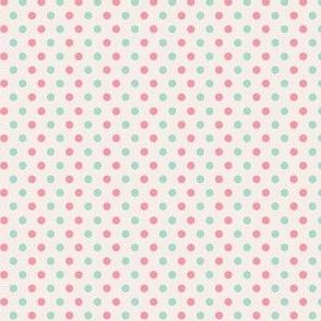 Cotton Candy Dots
