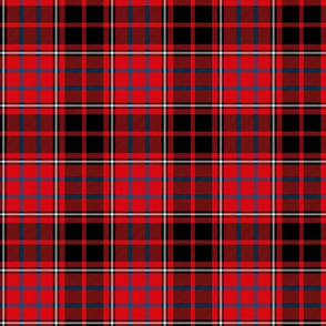 "Cameron of Lochiel - red/black/blue 6"""