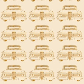 1959 Edsel Ranger or Corsair  warm tan/brown