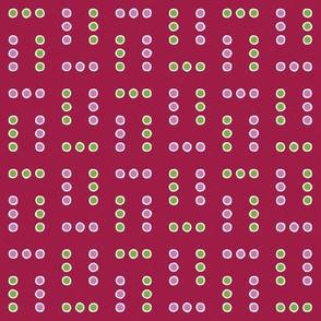 Clematis: Dots